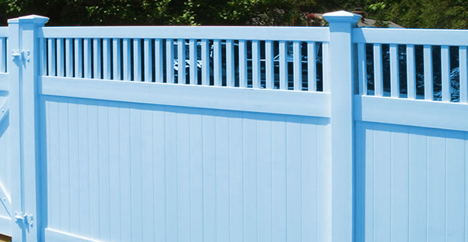 Painting on fences decks exterior painting in general Denver